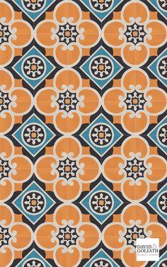 Cement tile with vintage design. Graphic Patterns, Textile Patterns, Print Patterns, Surface Pattern Design, Pattern Art, Motif Art Deco, Stippling Art, Paisley Art, Motif Vintage
