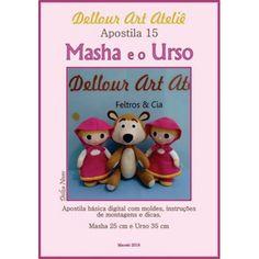 Apostila Básica Digital nº 15 Masha e o Urso