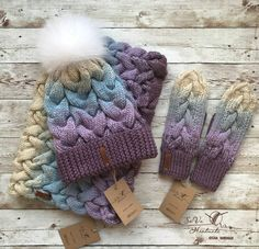 Купить Женский комплект: шапка, снуд, варежки - шапка, шапка женская, женская шапка, шапочка