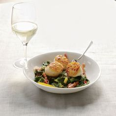 Maryland: Scallops   | Food & Wine