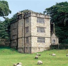 North Lees Hall, Peak District.  Can't wait for May 2015!