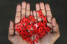 HIV rates increase by half among young black gay, bisexual men - TheGrio Hiv Aids, Normal Heart, Aids Awareness, World Aids Day, Her Campus, World Health Organization, Young Black, Red Ribbon, Things To Know