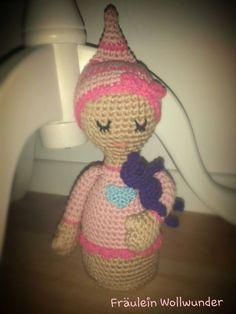 Träumerli * Mädchen *  girl * gehäkelt * crochet  https://www.facebook.com/fraeuleinwollwunder