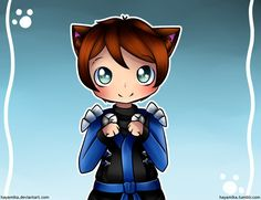 Ninjago - Jay Is Now a Cat by HayaMika