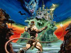 Castlevania's Original Art (1986)