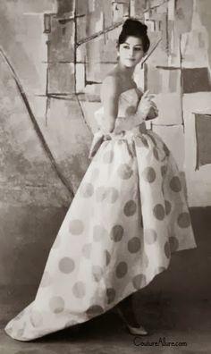 ~Hubert de Givenchy 1959~