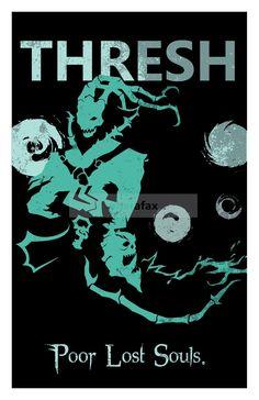 Trillar: Liga de impresión leyendas por pharafax en Etsy