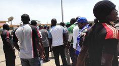 Welcome to Julia Blaise Blog               : Nigeria vs Egypt: Kaduna Stadium Gets Crowded for ...