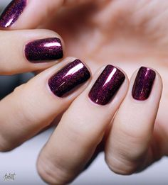 ILNP Black Orchid (2014 Fall Collection)
