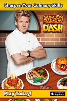 Ever dream of being a world-renowned chef? Dream no more and download Gordon Ramsay DASH for FREE at glumobile.com today! Battle top chefs across the globe as you build up your skills and expand your restaurant franchise. Download the app today!