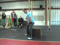 ▶ CrossFit - Solving Knee Problems Part 1 by Kelly Starrett - YouTube