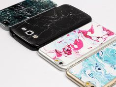 Marble Collection Case. More on http://www.etuo.pl/marble-collection.html
