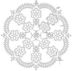 Image result for Needle Tatting Patterns For Beginners