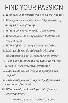 How To Find Your Passion: Ask These 10 Questions Searching for your life path? Check out this How To Find Your Passion: Ask These 10 Questions Searching for your life path? Check out this post on how to find your passion. Tony Robbins, Topics To Talk About, Coaching Questions, Ask Questions Quotes, Deep Questions, Find My Passion, Journal Writing Prompts, Life Coaching Tools, Coaching Quotes