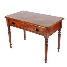 George IV Mahogany Side Table