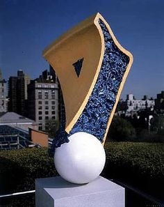 Picture of Claes Oldenburg Sculptures