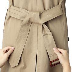 コートベルトの結び方|ファッション通販のNY.online Outfit Posts, Mini Skirts, Sewing, My Style, Womens Fashion, Jackets, Outfits, Beauty, Dresses