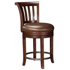 Shop for the Howard Miller Ithaca Pub Stool at Becker Furniture World - Your Twin Cities, Minneapolis, St. Pub Stools, Swivel Bar Stools, Counter Stools, Counter Top, Wine Bar Cabinet, Wine Cabinets, Wine Furniture, Furniture Ideas, Howard Miller
