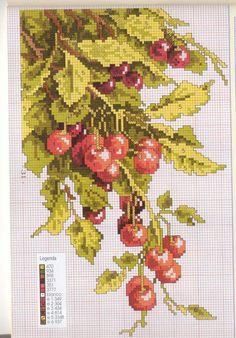 Detailed Cross Stitch Pattern free