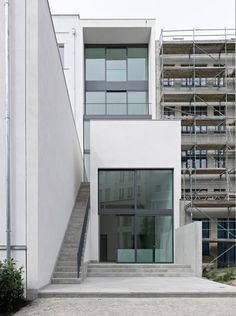 David Chipperfield Architects · Townhouse O-10