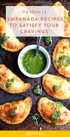 Save this for 14 tasty empanada recipes that are delicious any time of day.