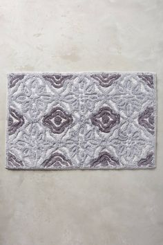 Petalprint Bath Mat