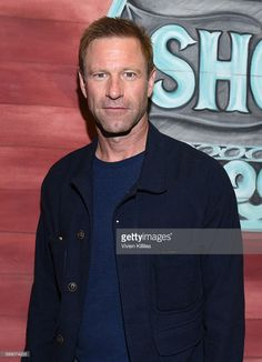 News Photo : Actor Aaron Eckhart attends a screening of...