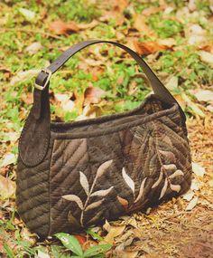 How to make tutorial shoulder tote Bag Handbag purse women sewing quliting  quilt patchwork applique pdf dec8285f99