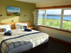 Bed & Breakfast Accommodation on Iona | St Columba Hotel St Columba, Small Hotels, Superior Room, Bed And Breakfast, Contemporary, Furniture, Home Decor, Decoration Home, Room Decor