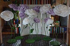 #topartspb #roses #saintpetersburg#большиебумажныецветы…