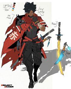 Fantasy Character Design, Character Creation, Character Design Inspiration, Character Concept, Character Art, Black Anime Characters, Dnd Characters, Fantasy Characters, Black Cartoon
