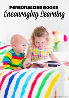 Personalized Books Encouraging Learning