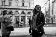 Smile by AndreaBoccone Facebook Page: AB Street Photography