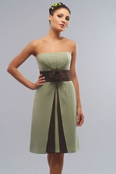 pretty sleeveless with natural waist dress for bridesmaid,$100.00 WOW!!