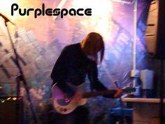 #purplespace #music #band #concert #umbrella