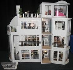 built from the dolls house emporium malibu beach house kit