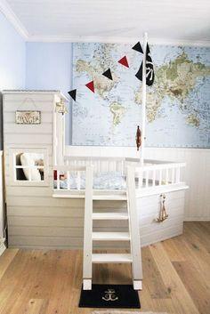 Opzoek naar een nieuw bed voor je kind? Bekijk deze unieke kinderbedden en wie weet slaapt jouw kleine straks ook in zo'n paradijsje.