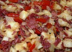 Als je een snelle maaltijd wilt maken is dit precies het recept. Corned Beef maar dan op de Indische wijze. Heerlijk met groenten en witte rijst. Je bent in 10 minuten klaar. Benodigdheden: - 1 blikje corned beef - 1 grote ui - teentje knoflook - stukje...