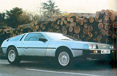 DeLorean DMC 12, 1981-83