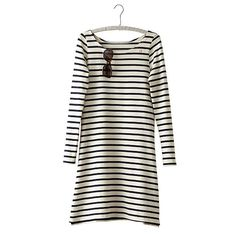 Armor Lux Striped Dress | Mark and Graham