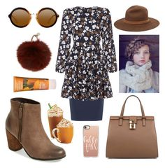 """""""Fall is here!"""" by apostolic-swag ❤ liked on Polyvore featuring Roland Mouret, Yumi, BP., Dolce&Gabbana, Yves Salomon, rag & bone and Casetify"""
