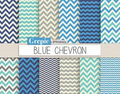 """SALE Blue chevron digital paper: """"BLUE CHEVRON"""" with blue turquois teal light blue soft green and beige chevron patterns a USD) by Grepic Aqua Party, Turquoise Chevron, Chevron Patterns, Scrapbook Paper, Sale 50, Arts And Crafts, Clip Art, Chevron Backgrounds, Beige"""
