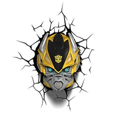 3D Deco Light Transformer Bumblebee NightSafety Light ** Find out more about the great product at the image link.