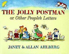 The Jolly Postman - Wikipedia, the free encyclopedia