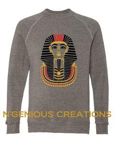 N'Genious Creations Exclusive King Mens Sweatshirt by NGeniousCreations, $50.00
