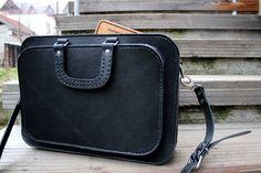 100 % handmade leather bag.  www.genuineleather.ro Leather Bags Handmade, Fashion Backpack, Laptop, Backpacks, Backpack, Laptops, Backpacker, Backpacking