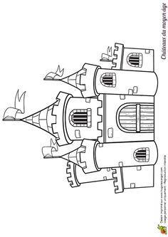 Petit Chateau Du Moyen Age, page 10 sur 12 sur HugoLescargot.com
