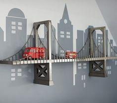 Bridge Shelf | Pottery Barn Kids