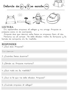 To Learn Spanish Kids Spanish Learning Videos Posters Referral: 5821298620 Learning Spanish For Kids, Learn Spanish, Learning Sight Words, English Activities, Homeschool Math, Card Reading, Reading Comprehension, Way To Make Money, Teacher Resources