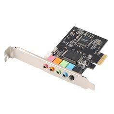 Cheap card pc, Buy Quality card blanks and envelopes directly from China card holder stays free Suppliers:  Features: 100% brand new and high quality 5.1-channel sound card Built-in external built Applicable to the field of hom
